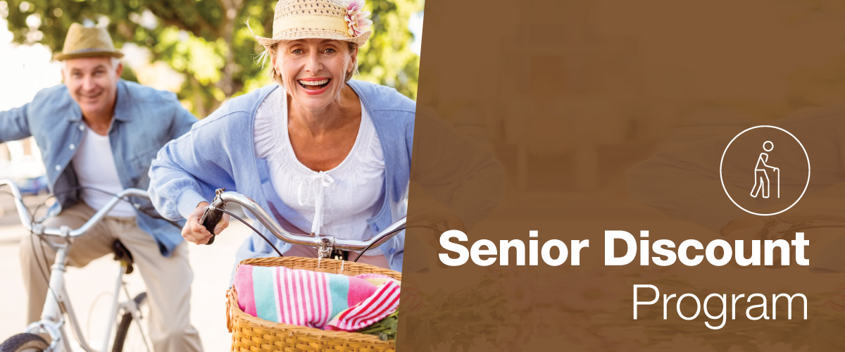 Senior Discount Program
